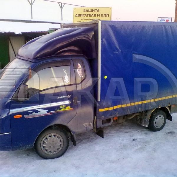 """Обтекатель """"Hyundai Porter-2"""" модель 13-р в Нижнем Новгороде"""