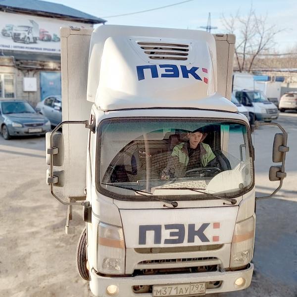 Решетка обтекателя для рефрижератора в Нижнем Новгороде
