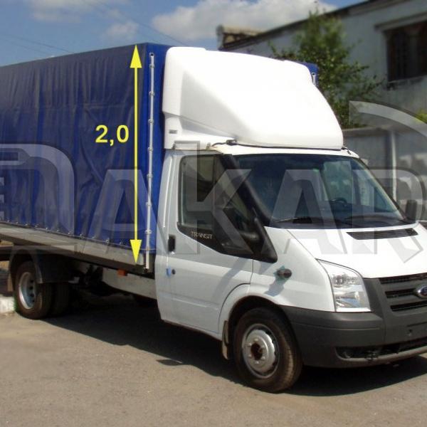 Обтекатель «FORD transit» 2.0м модель 11-р в Нижнем Новгороде