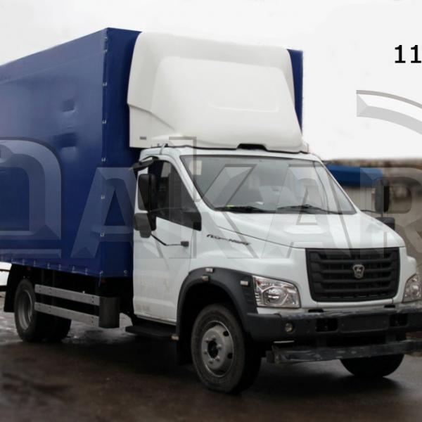 """Обтекатель """"ГАЗОН НЕКСТ"""" 2,5 м, модель 11-Нм в Нижнем Новгороде"""