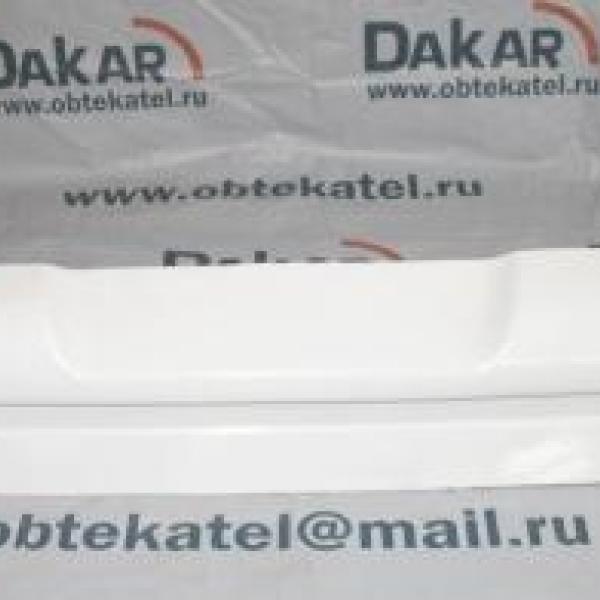 """Козырек """"DAKAR"""" МАЗ в Нижнем Новгороде"""