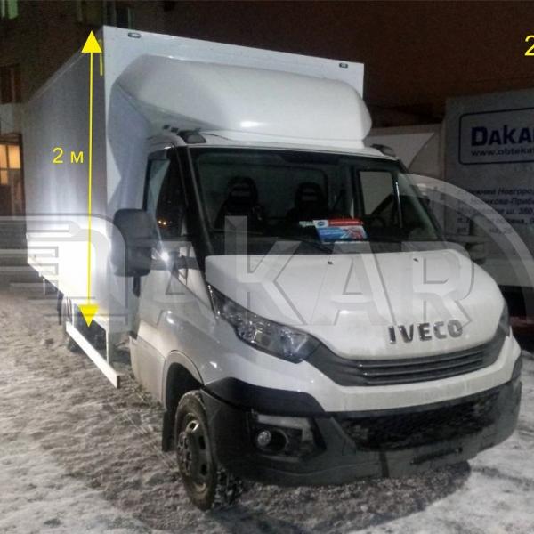 Обтекатель IVECO Daily, модель 28-р в Нижнем Новгороде