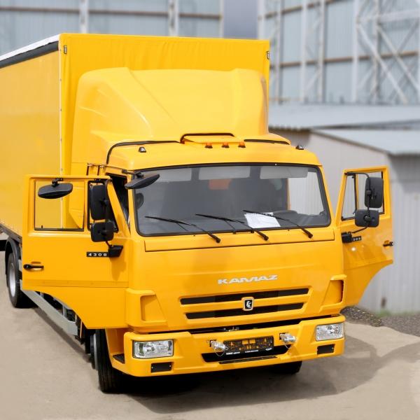Обтекатель для автомобиля КАМАЗ 2.5 м, модель 2-И в Нижнем Новгороде