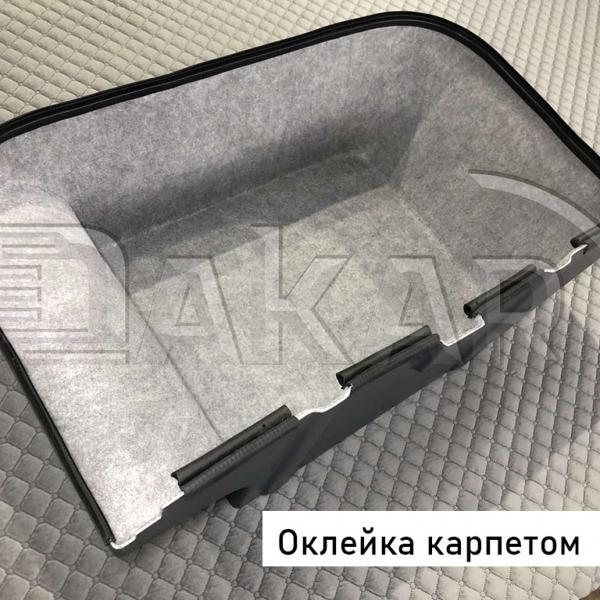 Ящик вещевой Abribox order Газель Бизнес в Нижнем Новгороде