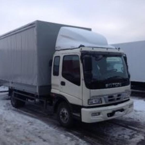 Обтекатель «FOTON» BJ 1093 Auman, модель 22-P в Нижнем Новгороде