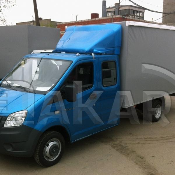 Обтекатель «GAZelle NEXT» 2 м, модель 5-Нм в Нижнем Новгороде