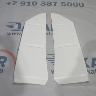 Накладки боковые для автомобилей КАМАЗ модель 2-и