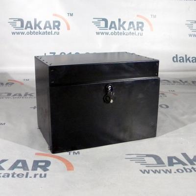 Инструментальный ящик металлический, 70 л