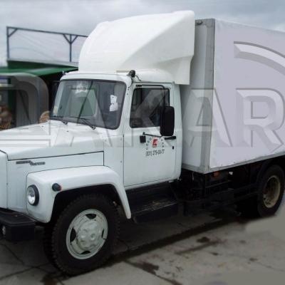 Обтекатель «ГАЗ 3307» 2,2м, модель 4-в