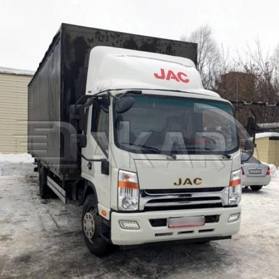 Обтекатель «JAC  N120» для фургонов высотой 2.2 -2,3 м, модель 21-Р