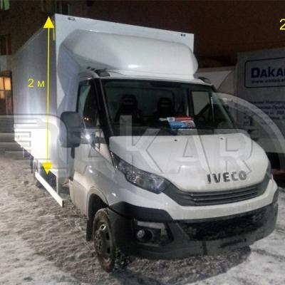 Обтекатель IVECO Daily, 2,0 м модель 28-р