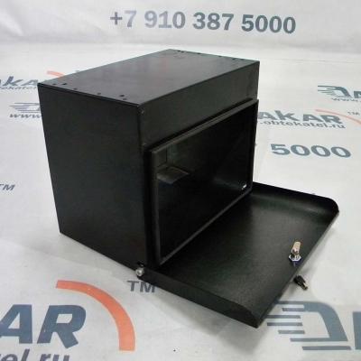 Инструментальный ящик металлический, 50 л