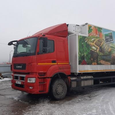 Обтекатель для автомобилей КАМАЗ 5490 AXOR с крепежом