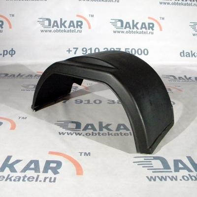 Автомобильное крыло К-470 С гладкое