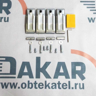 """Ремкомплект крепление """"DAKAR"""" для Fiat, Citroen, Peugeot"""