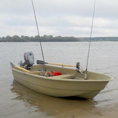 Лодка стеклопластиковая Стелс 315