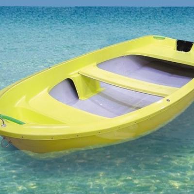 Лодка стеклопластиковая Стелс 350М