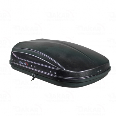 Автобокс малый черный (400л)